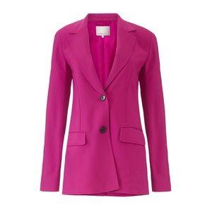 3.1 PHILLIP LIM • Fuchsia Tailored Blazer